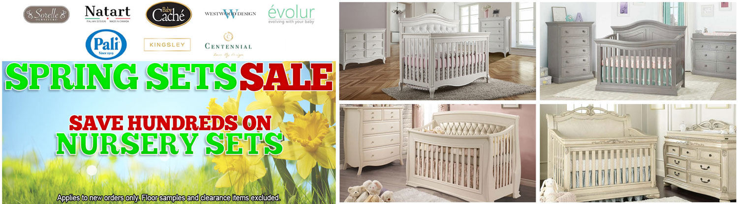 Spring Nursery Set Sale