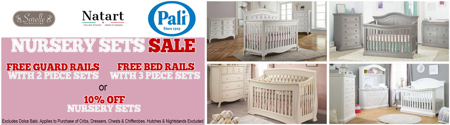Nursery Set Sale