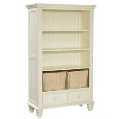 Legacy Classic Kids Summer Breeze Summer Breeze Bookcase With Baskets Picture