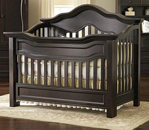 Baby Appleseed Millbury Collection Millbury Crib Picture