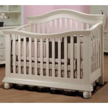 Sorelle Vista Collection Series 2600 Vista Couture 4 in 1 Crib Picture