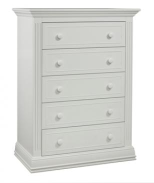 Sorelle Providence Collection Providence Collection 5 Drawer Chest Picture