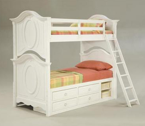 Legacy Classic Kids Enchantment Enchantment Complete Twin over Full Bunk Bed Picture