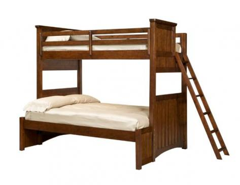 Legacy Classic Kids Dawsons Ridge Dawson's Ridge Bunk Bed Twin Over Full Picture