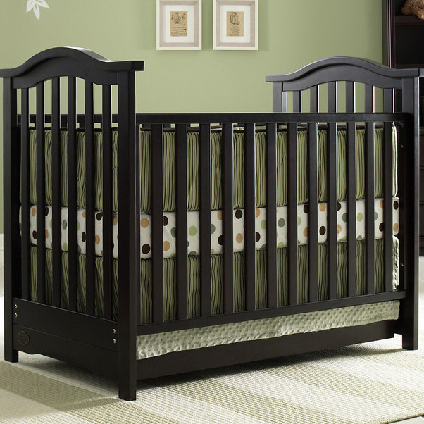 Bonavita Hudson Collection Hudson Collection Classic Crib Picture