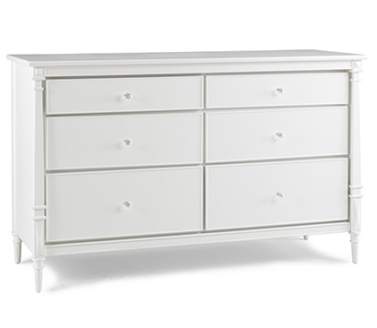 Dolce Babi Bella Collection Bella Double Dresser Picture