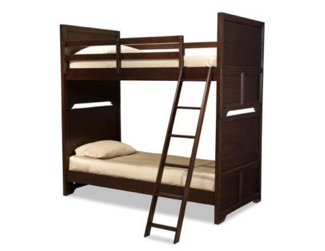 Legacy Classic Kids Benchmark Benchmark Complete Twin over Twin Bunkbed Picture