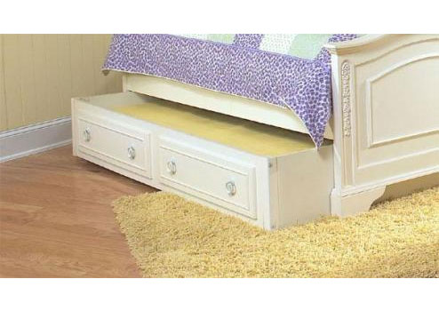 Legacy Classic Kids Reflections Reflections Trundle/Storage Drawer on Casters Picture