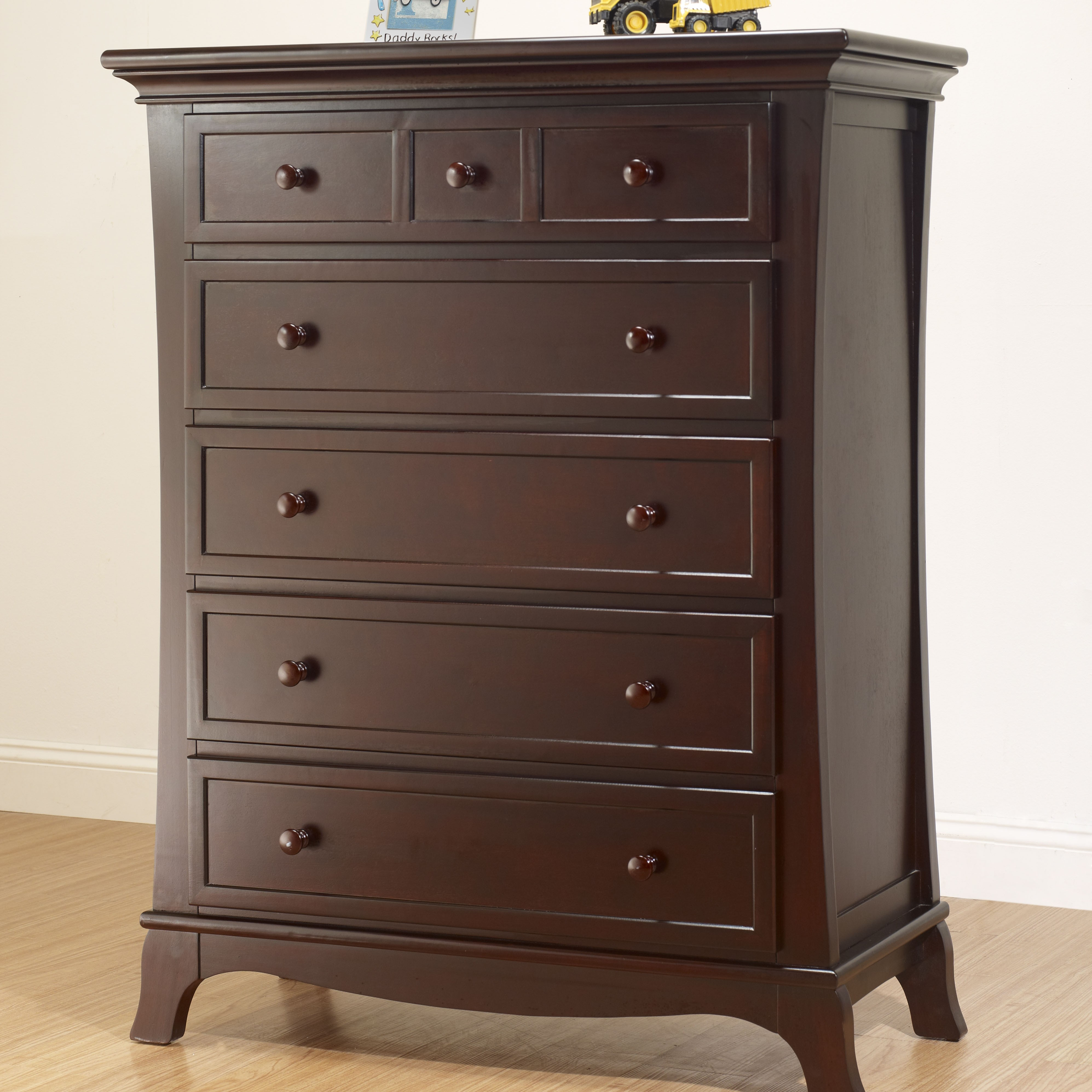Sorelle Napa Collection Napa Collection 5 Drawer Chest Picture