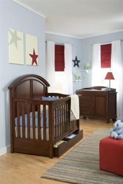 Legacy Classic Kids American Spirit American Spirit Convertible Crib Picture