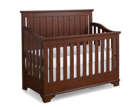 Legacy Classic Kids Dawsons Ridge Dawson's Ridge Grow with Me Convertible Crib Picture