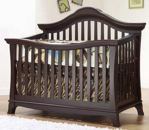 Sorelle Napa Collection Napa Collection Lifestyle Crib Picture