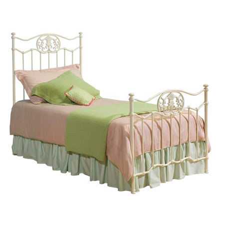 Legacy Classic Kids Enchantment Enchantment Complete Full Metal Bed 4/6 Picture