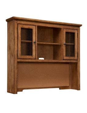 Legacy Classic Kids Timber Lodge Timber Lodge Desk Hutch Picture