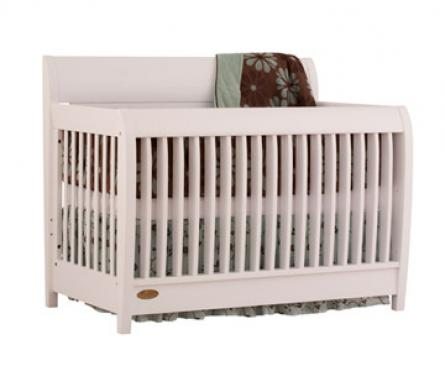 Ragazzi Envy Collection Envy Convertible Crib Picture