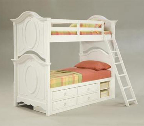 Legacy Classic Kids Enchantment Enchantment Twin Over Twin Bunk Bed  Picture