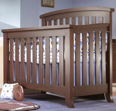 Sorelle Alex Collection Alex Collection 4 in 1 Crib Picture