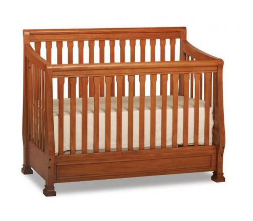Ragazzi Etruria Collection Etruria Collection Stages Crib - Sleigh Picture