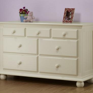 Sorelle Vista Collection Series 2600 Vista Collection Series 2600 Double Dresser Picture
