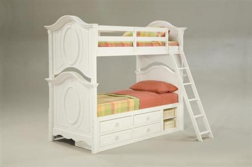 Legacy Classic Kids Reflections Reflections Twin Bunk Bed Picture