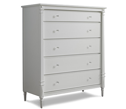 Dolce Babi Bella Collection Bella 5 Drawer Chest Picture