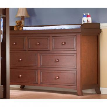 Sorelle Alex Collection Alex Collection Double Dresser Picture