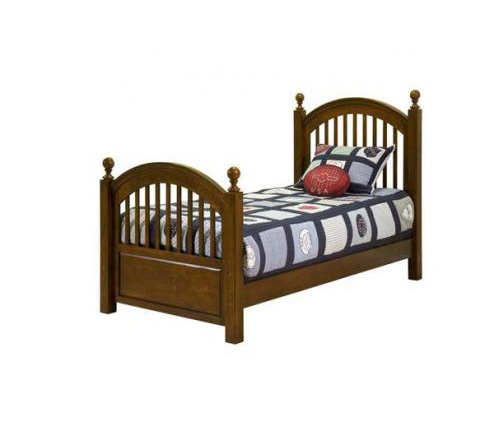 Legacy Classic Kids American Spirit American Spirit Complete Low Post Bed 4/6 Full  Picture