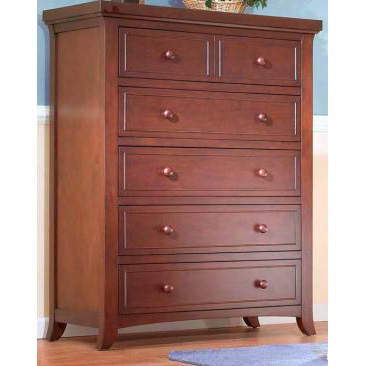 Sorelle Alex Collection Alex Collection 5 Drawer Chest  Picture