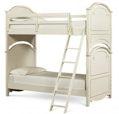 Legacy Classic Kids Charlotte Charlotte Complete Twin 3/3 over Twin 3/3  Bunk Bed Picture