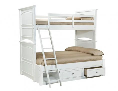 Legacy Classic Kids Madison Madison Complete Twin over Full Bunk Bed Picture
