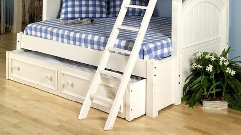 Legacy Classic Kids Summer Breeze Summer Breeze Bunk Extension Picture