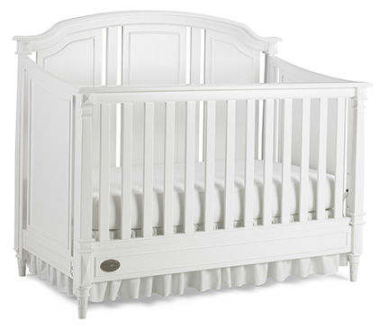Dolce Babi Bella Collection Bella Convertible Crib with Free Toddler Rail Picture