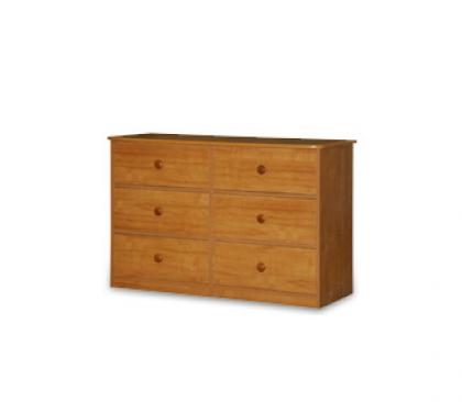 Berg Furniture Case Goods Double Dresser Picture