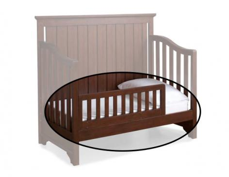 Legacy Classic Kids Dawsons Ridge Dawson's Ridge Toddler Daybed and Guard Rail Picture