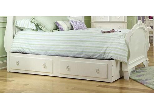 Legacy Classic Kids Enchantment Enchantment Trundle/Storage Drawer w/ Casters Picture