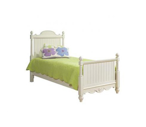 Legacy Classic Kids Summer Breeze Summer Breeze Scroll Top Poster Twin Bed 3/3 Picture