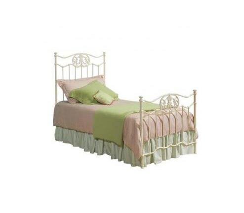 Legacy Classic Kids Enchantment Enchantment Complete White Metal Bed 3/3 Twin Picture