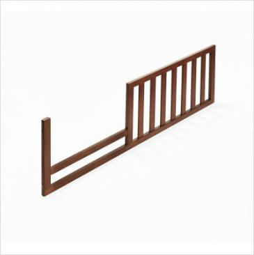 Sorelle Toddler and Mini Guard Rails Mini Side Rail for Sophia 4 in 1 Crib (Made in Vietnam) Picture