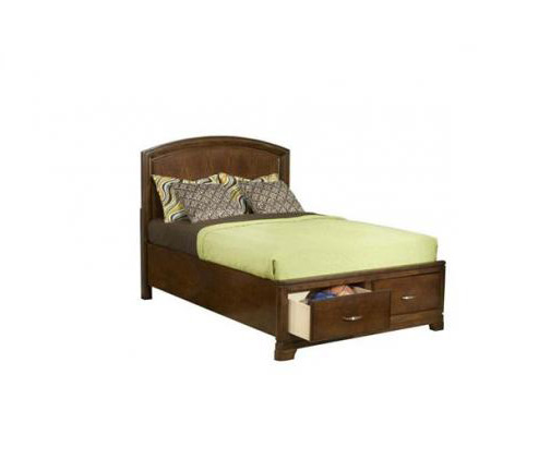 Legacy Classic Kids Newport Beach Newport Beach Full 4/6 Panel Bed w/ Storage Footboard  Picture