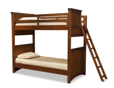 Legacy Classic Kids Dawsons Ridge Dawson's Ridge Bunk Bed Twin Over Twin Picture