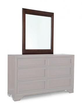 Legacy Classic Kids Benchmark Benchmark Dresser/Bureau Mirror Picture