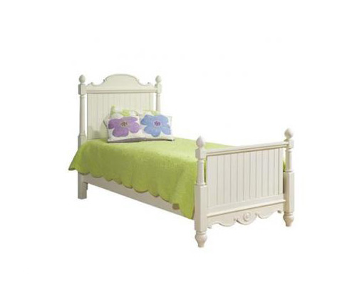 Legacy Classic Kids Summer Breeze Summer Breeze Scroll Top Poster Full Bed 4/6 Picture