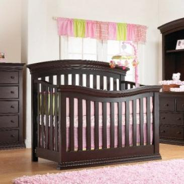 Sorelle Verona Collection Verona Collection Lifestyle Crib Picture