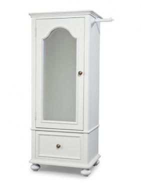 Legacy Classic Kids Madison Madison Wardrobe with Mirrored Door Picture