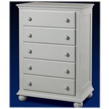 Sorelle Vista Collection Series 2600 Vista Collection Series 2600 5 Drawer Chest Picture