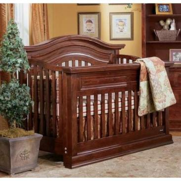 Bonavita Sheffield Collection Sheffield Collection Lifestyle Crib Picture