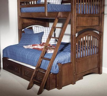 Legacy Classic Kids American Spirit American Spirit Bunk Extension Full Picture