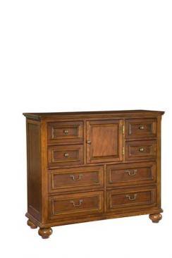 Legacy Classic Kids American Spirit American Spirit Eight Drawer Bureau With Door Picture