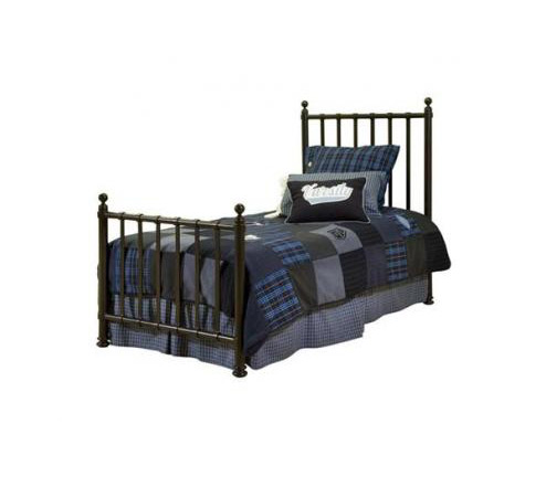 Legacy Classic Kids American Spirit American Spirit Metal Bed Twin 3/3 Picture