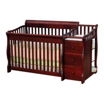 Sorelle Tuscany Series 1050 Tuscany Series 1050 Crib and Changer Picture